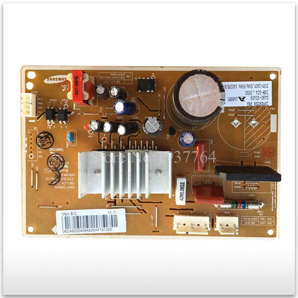 Original refrigerator Computer board Frequency conversion board DA41-00814A DA92-00459 DA92-00459A used original refrigerator computer board frequency conversion board da92 00279a da41 00797a