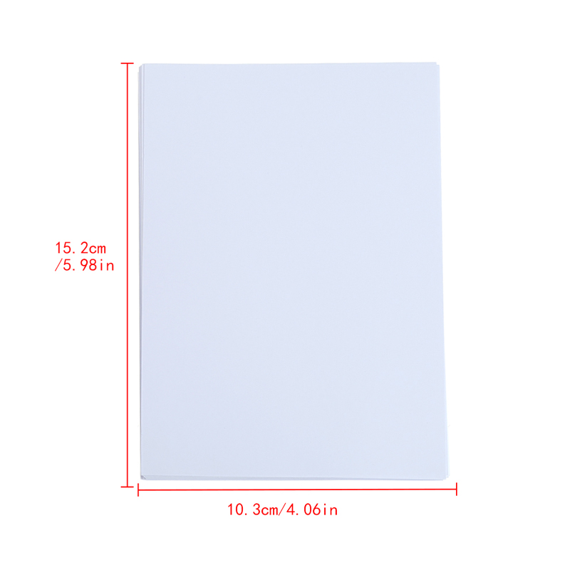 20 sheet high glossy 4r 4x6 photo paper apply to inkjet printer