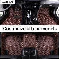car floor mats for infiniti qx70 2013-2018 infiniti fx 2007-2018 fx37 auto accessories car mats
