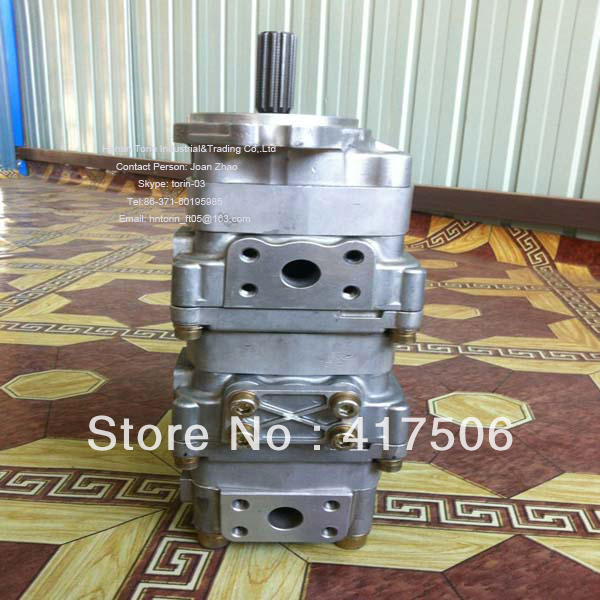 Hydraulic Pump For Tractors,WA420 3 Loader Spare Part