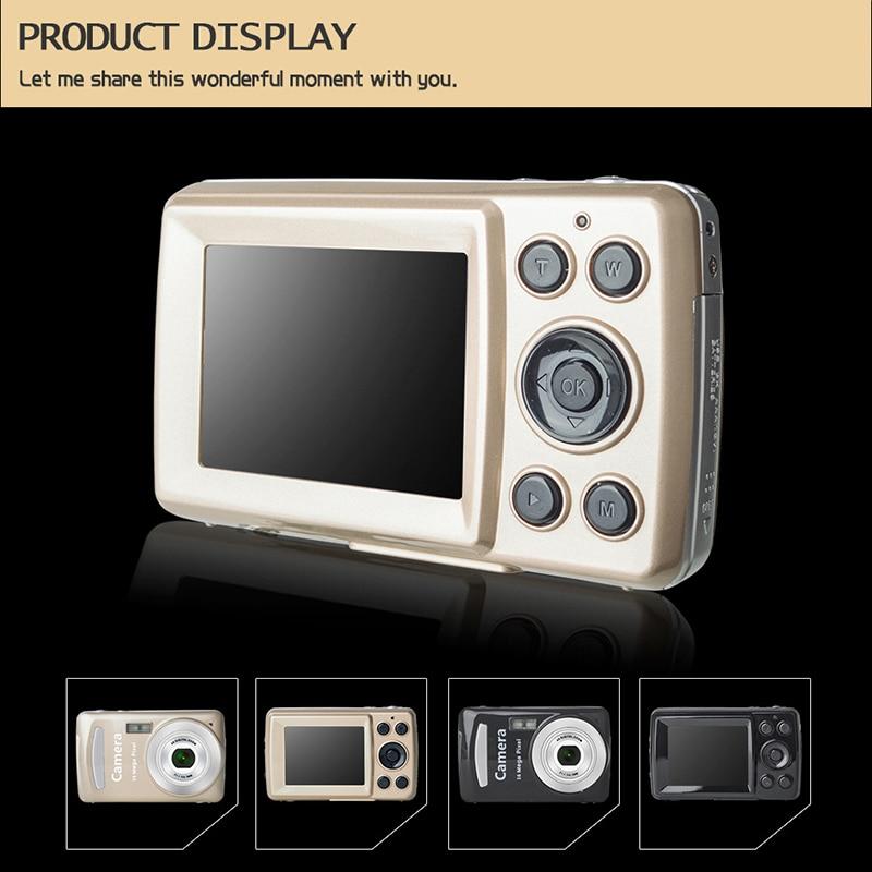 HTB1uekGXWSs3KVjSZPiq6AsiVXai 2.4 Inch Mini Digital Camera 16MP Video Camcorder Multi colored Children Camera 720P HD Mini Video Camera Best Gift For child