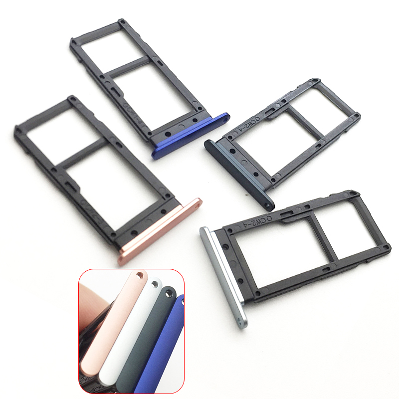 10 Pcs/Lot SIM Card Holder Sim Tray For HTC U Ultra Sim Card Slot Tray Holder