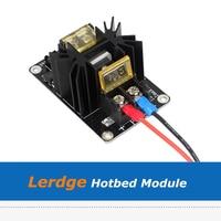 1pc lerdge alta potência focos expansão mos módulo com cabo para lerdge x placa mãe|hotbed|module|module power -
