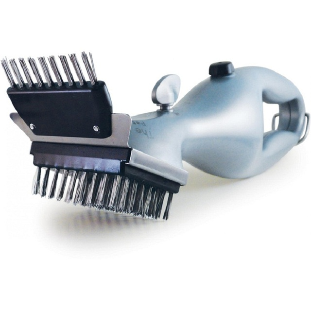 BBQ Stainless Steel  Cleaning Brush with Steam Power