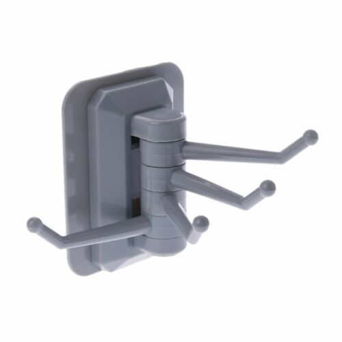 New Adjustable Kitchen Bathroom Rotating Wall Sucker Vacuum Suction Hook Towel Hanger Holder