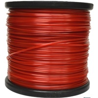 5LB Square 0 095 2 4mm Spool Roll Commercial Grass Trimmer Nylon Line For Echo ST