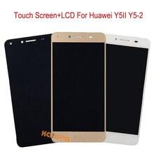 100% NOUVEAU Pour Huawei Y5ii Y5 II Y5-2 CUN-L23 CUN-L03 CUN-L33 CUN-L21 LCD Display + 5.0 «Écran Tactile Digitizer assemblée Remplacement