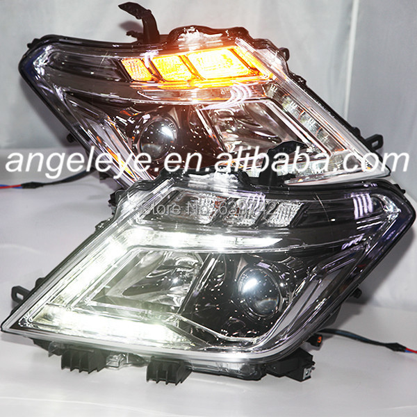 For NISSAN Patrol Royale for Infiniti QX56 LED Head Light with DRL 2010-2014 Year LD масляный фильтр infiniti qx56 qx80 gtr