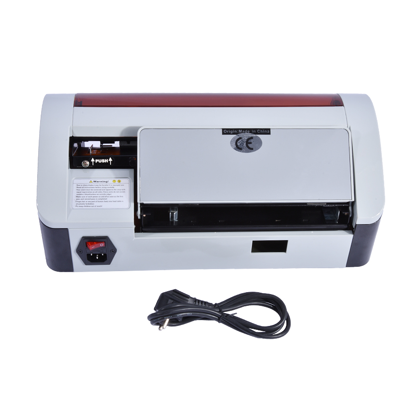 SSB 001 90x54mm Desktop Semi Automatic Business Name Card Cutter ...