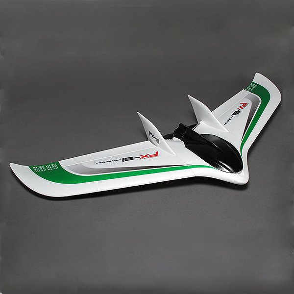Zeta FX-61 Phantom FPV Flying Wing EPO 1550 Mm Lebar Sayap Pesawat RC Kit