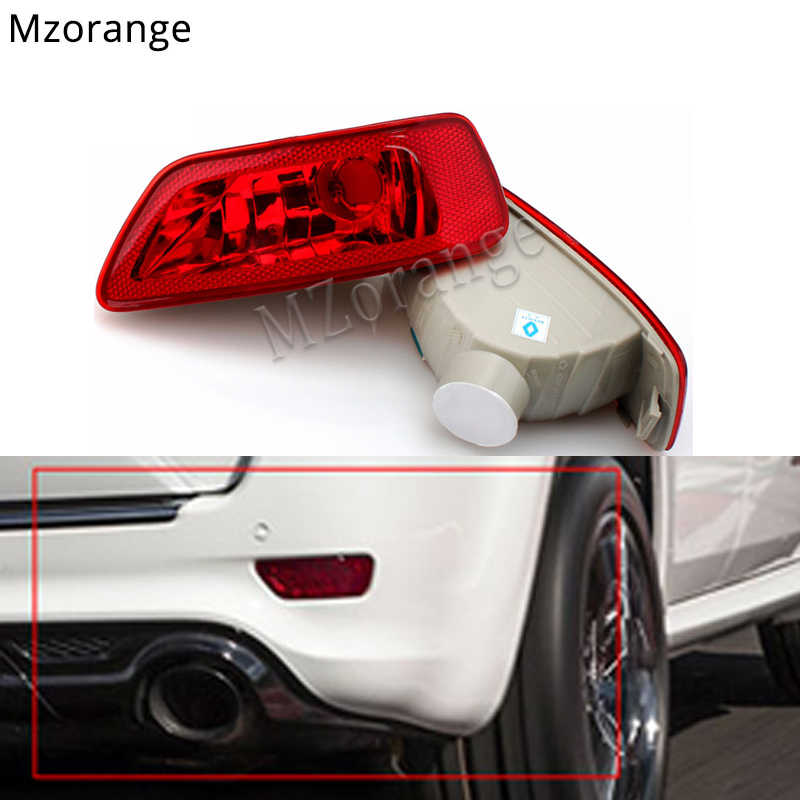 Staart Bumper Rear Lamp Mistlampen Voor Jeep Compass Grand Cherokee 2011-2016 Voor Dodge Journey 11-16 reflector Behuizing Vervanging