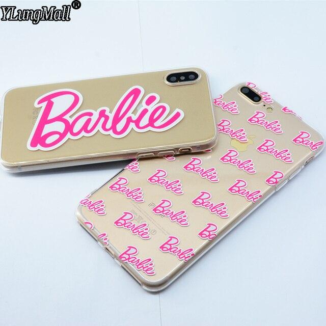 coque barbie iphone 8 plus