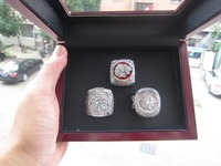 2016 Sales 2010 2013 2015 Chicago Blackhawks Championship Ring 3 Together 1 Set Together Ring With