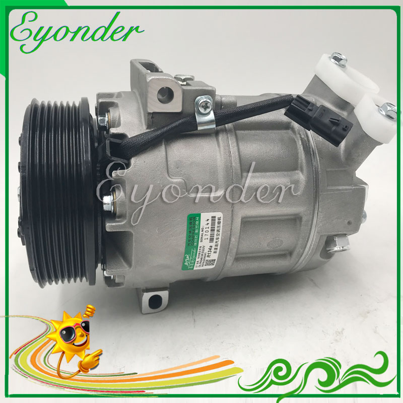 AC A/C Air Conditioning Cooling Compressor for RENAULT LAGUNA II TRAFIC II Bus ESPACE Mk IV VEL SATIS 2.0 8200848916 8200454172 520w cooling capacity fridge compressor r134a suitable for supermaket cooling equipment