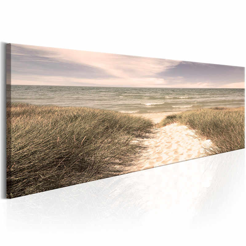 House Painting HD Wall Art 1 Set Prints Pictures Ocean Waves Classic Canvas Painting Style Poster Modular Home Restaurant Decor