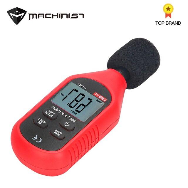 1pcs Professional Mini Digital Sound Noise Level Meter Decibel Monitoring  Indicator Testers 30 ~ 130dB