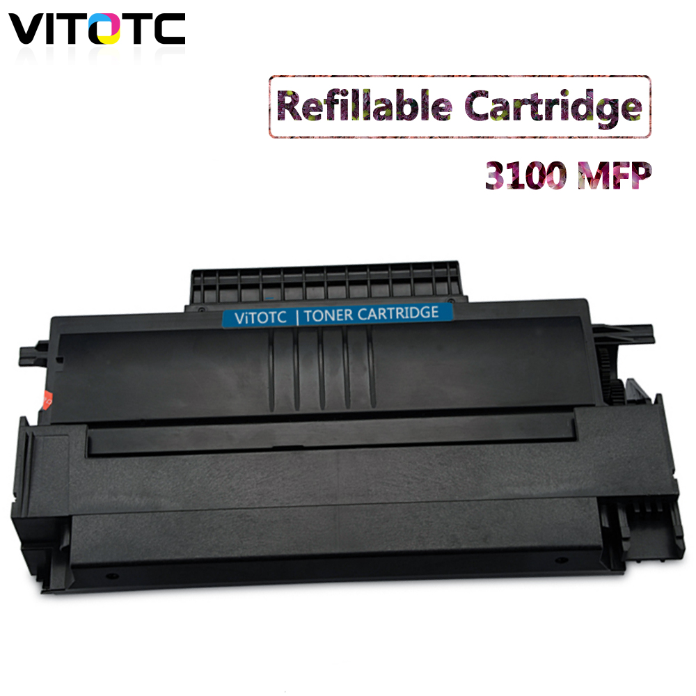 3100X 106R01379 Toner Cartridge Compatible For Xerox Phaser 3100 MFP 3100MFP/S 3100MFP/X Laser Printer Refillable Cartridges