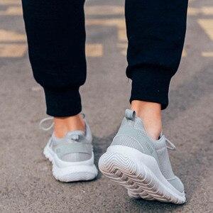 Image 3 - Yeni Youpin FREETIE spor ayakkabı hafif havalandırmak elastik örgü ayakkabı nefes ferahlatıcı şehir çalışan spor ayakkabı adam için