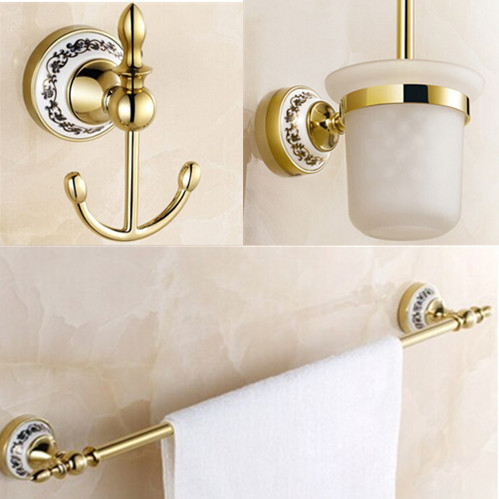 Compare Prices On Bathroom Accessories Gold Online Shopping Buy