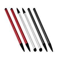 pen capacitive 3 Pcs/lot Stylus Pen Touch Pen for iPad Air 2/1 Pro Mini Universal Capacitive Touch Screen Pen for iPhone 7 X Phone Tablet Pen (4)