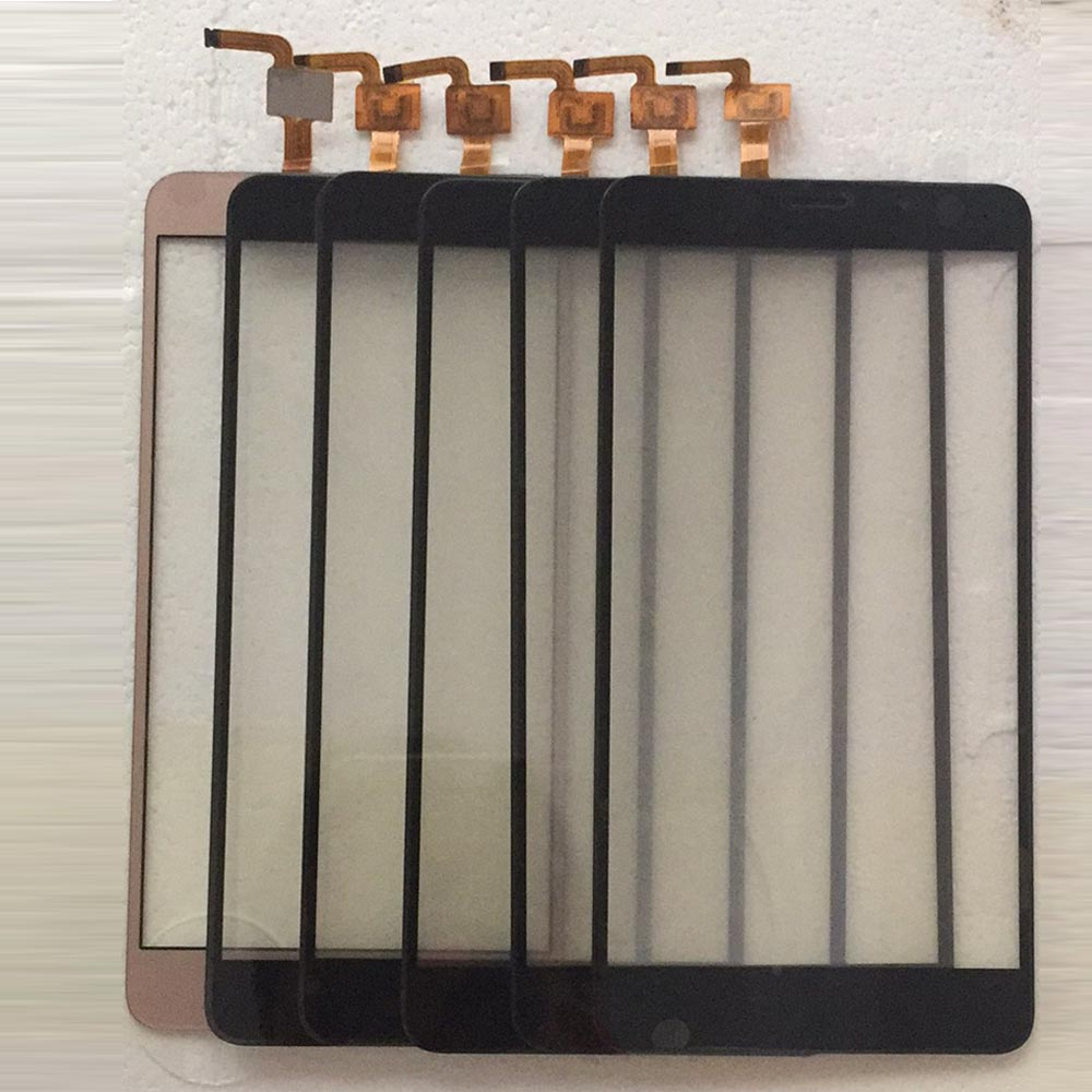 Factory Price Mobile Phone Touch Screen For Leagoo M8 / M8 Pro Touch Glass TouchScreen Digitizer Panel Sensor Glass Adhesive