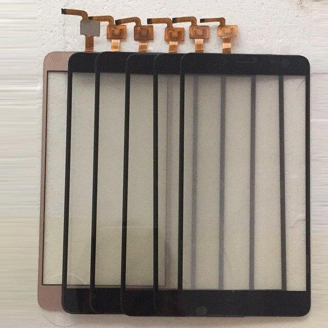 מסך מגע טלפון נייד מחיר במפעל עבור Leagoo M8/M8 Pro חיישן פנל מסך מגע זכוכית Digitizer מגע זכוכית דבק