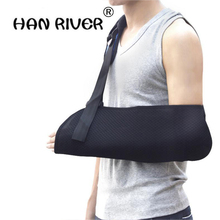 Multi-function Enhanced Forearm Sling Adjustable Shoulder Neck Arm Fracture Fixation Sling Stap Arm Guard Dislocation Protective