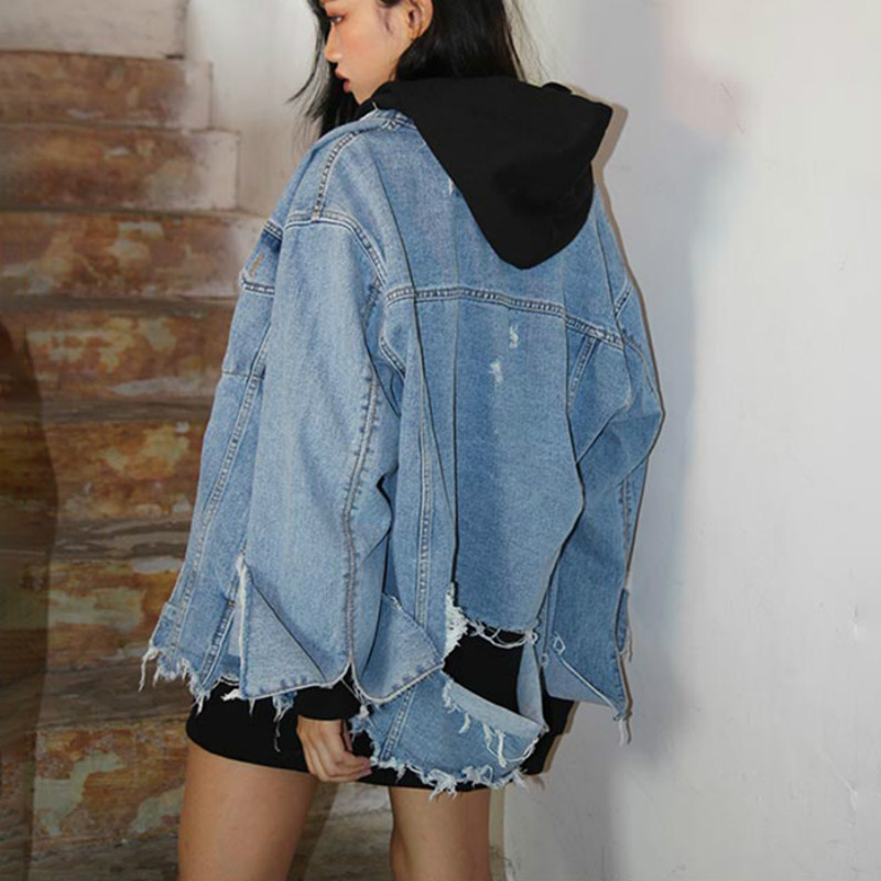 Online Get Cheap Oversized Denim Jacket -Aliexpress.com | Alibaba ...