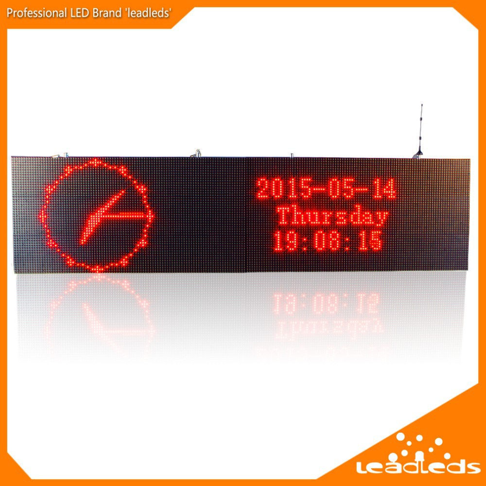 P10 Outdoor LED display (1)