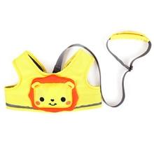 Brand Baby Harness Cartoon Infant Walking Belt Toddler Backpack Walker Safety Belt Baby Walking Assistant Children Leash Strap