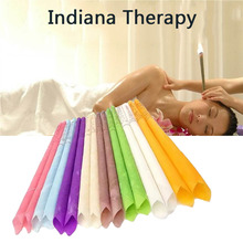 10pcs Ear Candles Healthy Care Ear Aromatherapy Treatment Ear Wax Removal Cleaner Ear Coning Indiana