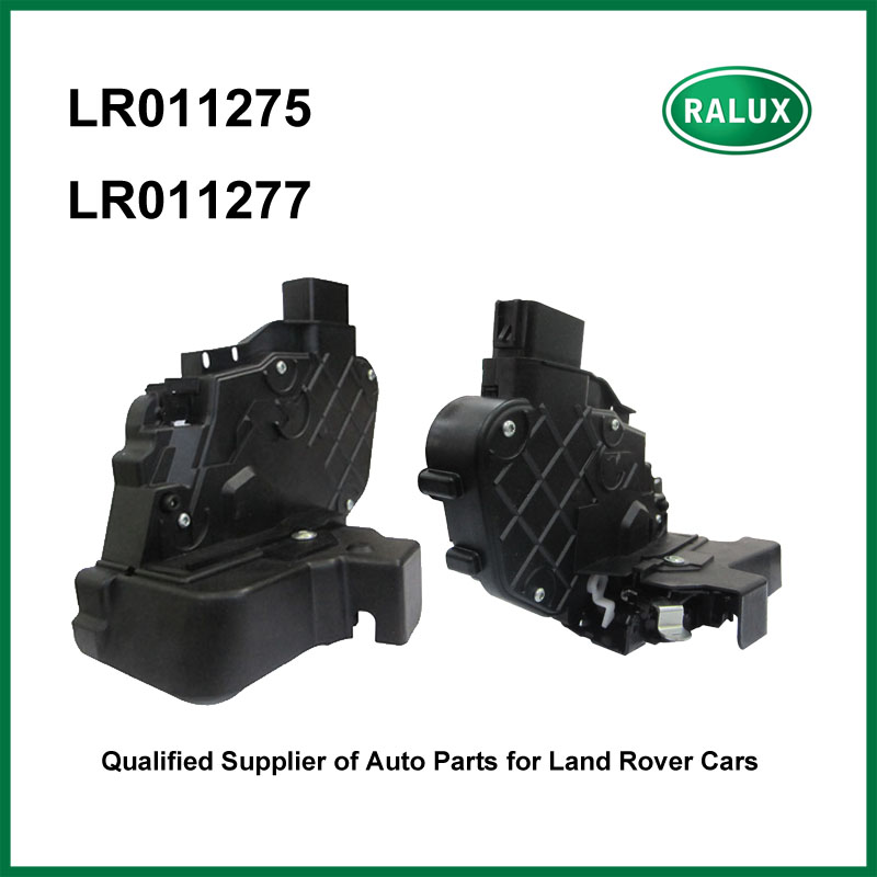 Car door latch front right and left for Evoque Freelander 2 Discovery Range Rover Sport auto body parts LR011275-RH LR011277-LH lr011303 new rear left car door latch for evoque freelander 2 discovery 3 4 range rover sport 05 09 10 auto door parts supplier