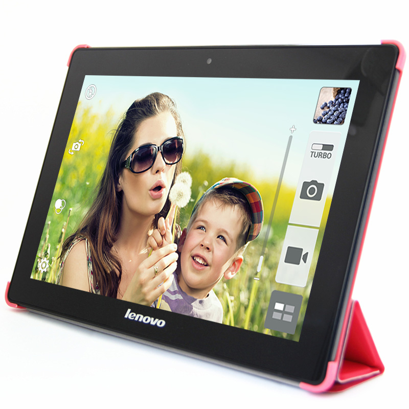 Case For Lenovo S6000 Protective Smart cover Leather Tablet For Ideatab S6000H S6000F S6000G 10.1 inch PU Protector Sleeve Case