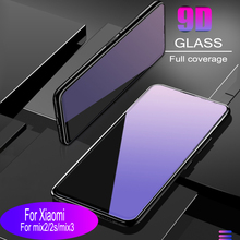 9D full Coverage tempered glass for xiaomi MIX 2 2S MIX 3 screen protector protective glass film Anti Blue Ray milo professional blue ray anti myopia tempered glass 0 4mm screen protector for ipad 2 3 4