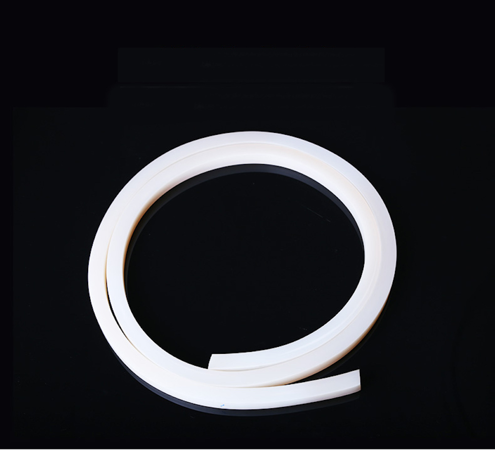Solid Silicone Strip Seal Square 2 2.<font><b>5</b></font> 3 4 <font><b>5</b></font> 6 7 8 9 10 11 12 13 14 15 16 17 18 19 20 25 30mm Heat-resistance image