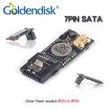 Gd goldendisk sata ii 16 gb sata dom disk on module 8 gb 16 gb 32 gb de 2 canales nand mlc
