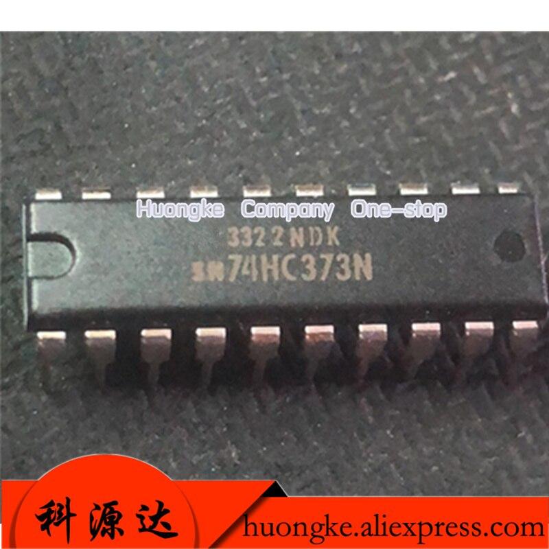 2 x SN74LS373N Octal Transparent Latch with 3-State Outputs O TI DIP-20 2pcs