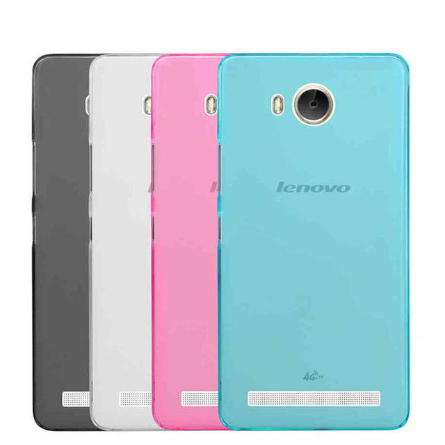 buy popular fe3db d36a8 US $1.99 |For Lenovo A5600 Case Cover Matte TPU Protective Back Cover Phone  Cace For Lenovo A5600 /A5860 /S8 Play / A 5600 Back Cover Case-in Fitted ...