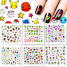 Get more info on the 1 Sheet 31 Styles Optional 2017 New Arrival  DIY Nail Sticker Water Transfer Cartoon Design Tips Nail Beauty Manicure Decal