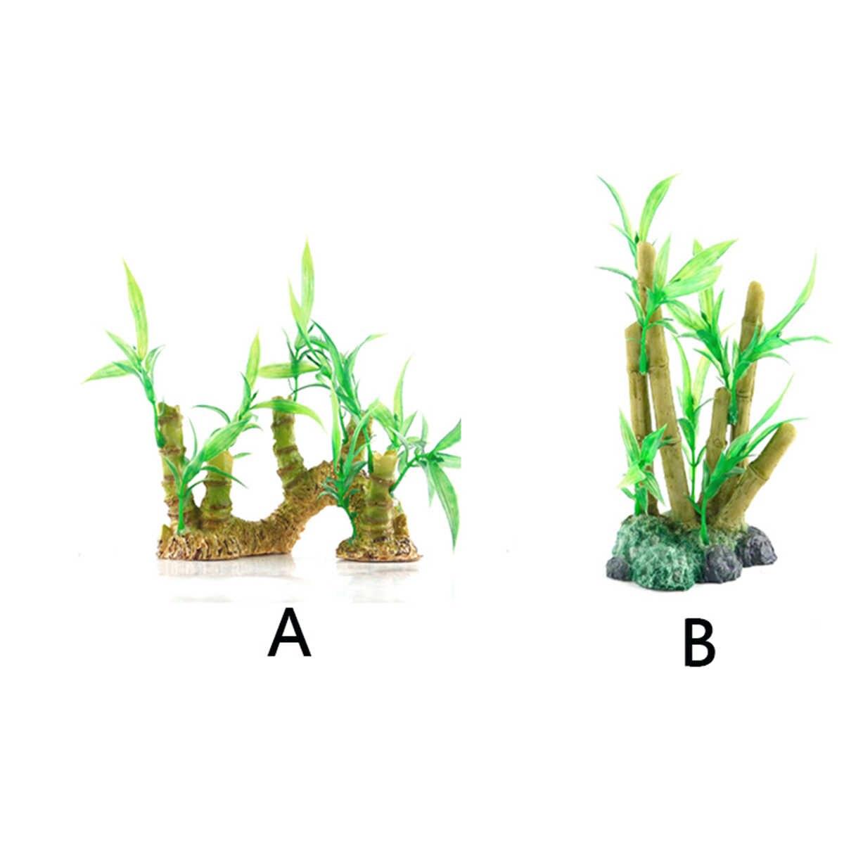 Animal Island Fishbowl Toys Volcanic Live Goldfish Aquarios Fish tank &  Aquatic Turtle For The Aquarium Decoration Accessories