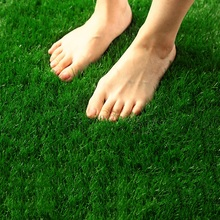 0.5*2m Artificial Green Turf for Wedding Decor Grass Wall Construction Engineering Plastic