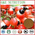 100% Natural Guarana Extract,Water soluble Guarana extract powder Caffeine    800g
