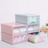 15/10/1 Grids Wardrobe Storage Box Home Organizer Box Bra Underwear Necktie Socks Storage Organizer Case Drawer Closet Organizer