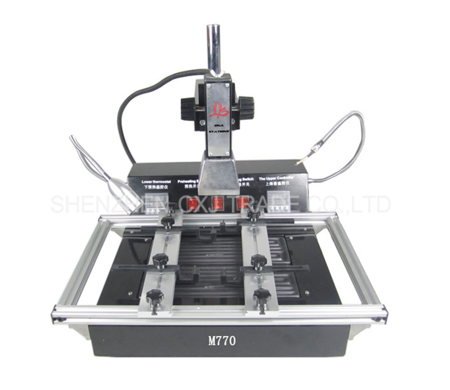 цена на LY M770 Infrared BGA rework station,BGA reballing machine,suitable for Leaded & lead-free bga repair