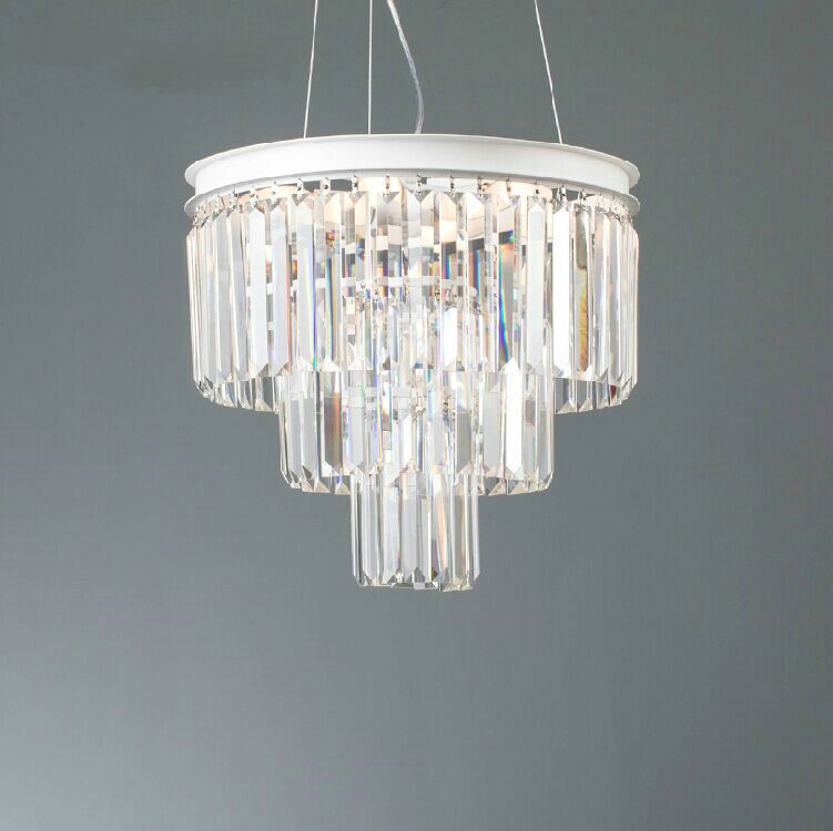 Nordic Lamp Fixtures Style Light White Pendant Lights Crystal Chrome Nordic Luxury Dinning Room European Lighting a1 master bedroom living room lamp crystal pendant lights dining room lamp european style dual use fashion pendant lamps