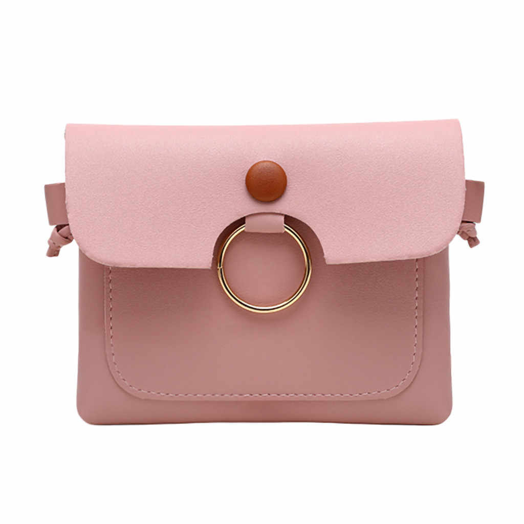 OCARDIAN сумка-мессенджер женские сумки через плечо для женщин кожаные маленькие сумки на плечо с оленем сумка для монет G0315 #30