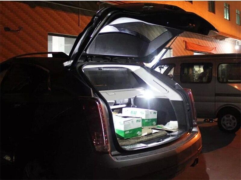 Voor Lexus RX 2004 Om 2008 LED Lamp Binnenverlichting Pakket Kit ...