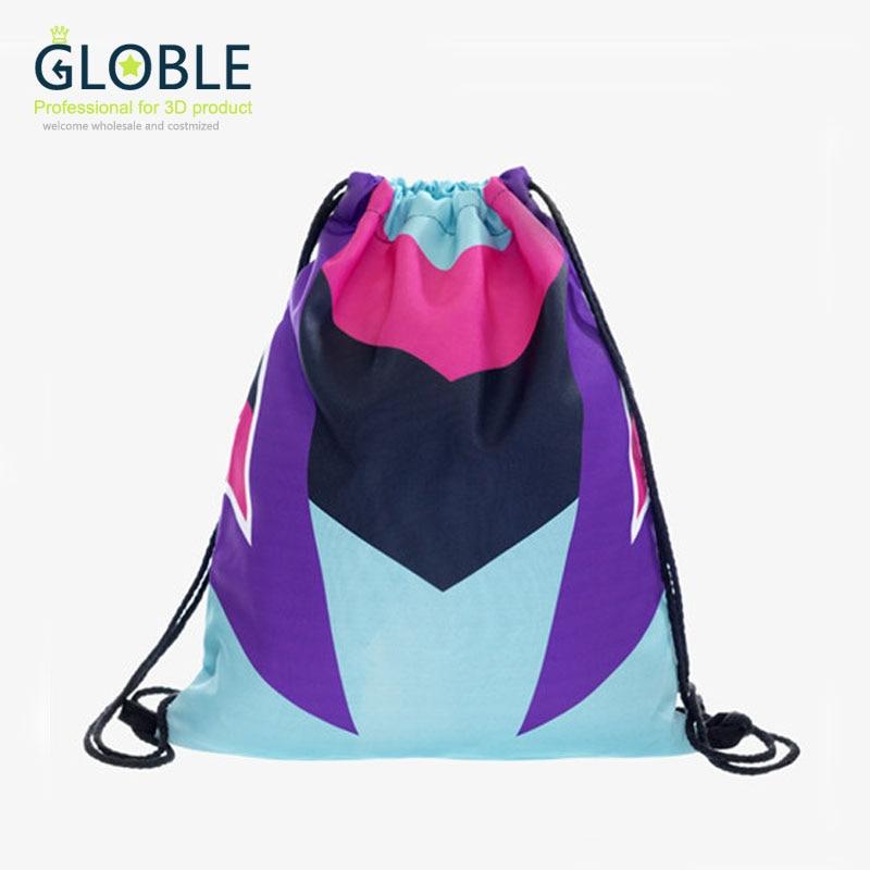 Harajuku Purple Star Galaxy Printing Backpacks Women Men School Bag Boy  Girl Casual Drawstring bag-in Backpacks from Luggage & Bags on  Aliexpress.com ...