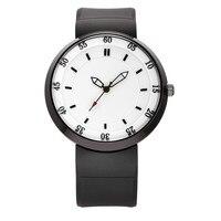 Hot selling Luxury Leisure Fashion Watches Men Quartz Wristwatches Military Silica Gel With Quartz Watch relogio masculino F0