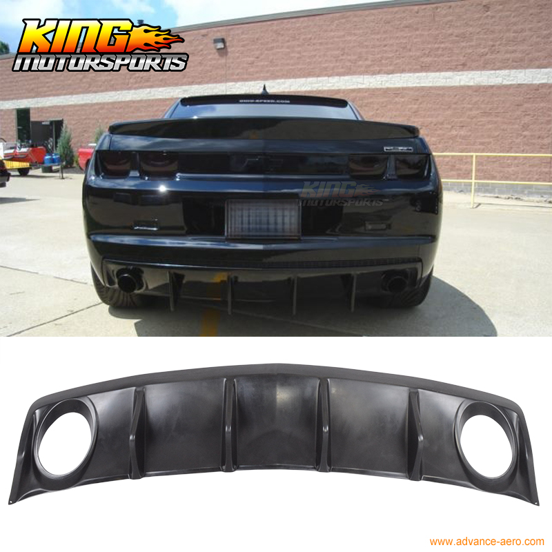 For 2010 2013 2012 Chevy Camaro Oe Shark Fin Rear Bumper